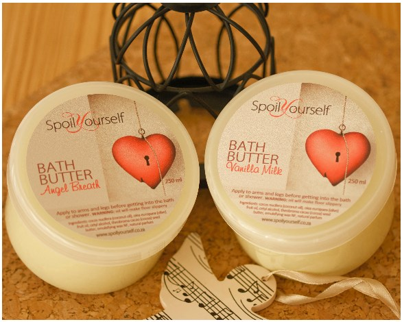 Bath Butter – Angel Breath