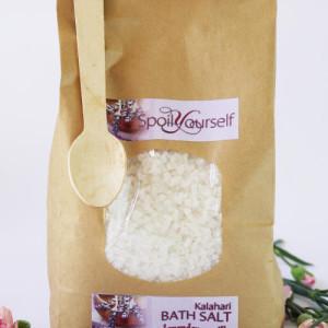 Kalahari Bath Salt – Lavender Vanilla large