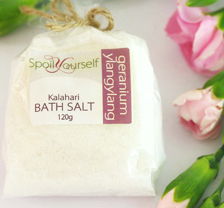 Kalahari Bath Salt – Jasmin Sandalwood sml