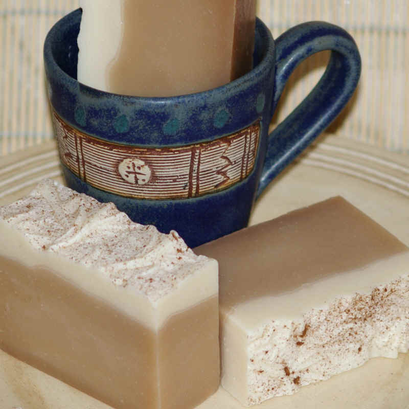 Chai Tea Handmade Soap