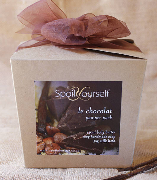 Pamper Box – Jasmin & Sandalwood