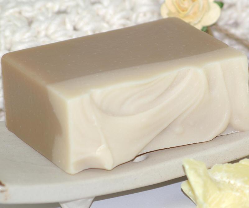 Vanilla Milk Soap