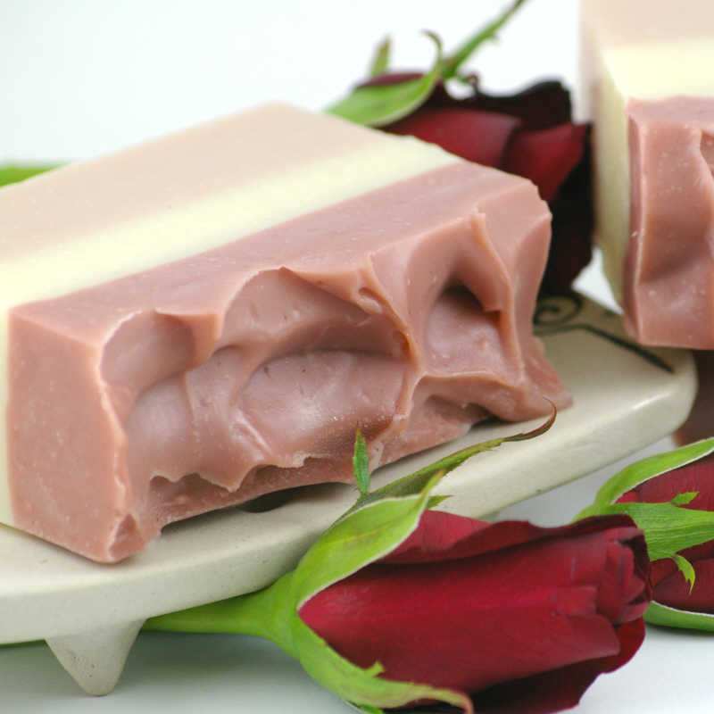 Exotic Rose Handmade Soap