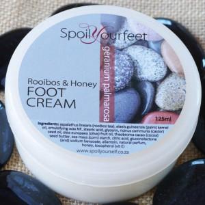 Foot Cream – Geranium Palmarosa