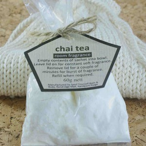 Room Fragrance Powder – Chai Tea