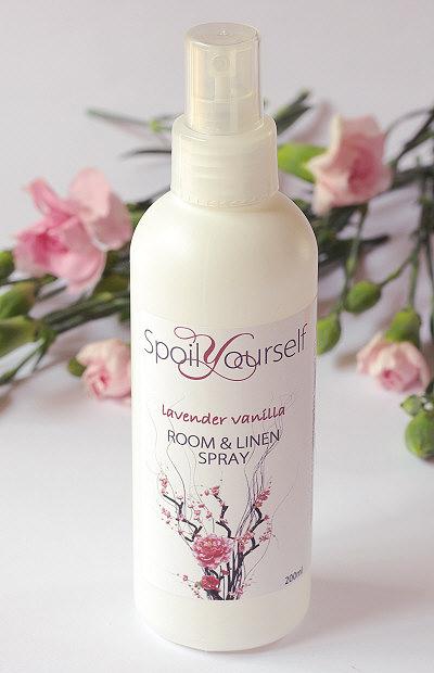 Linen Spray – Lavender Vanilla