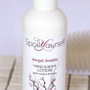 Hand & Body Lotion – Angel Breath