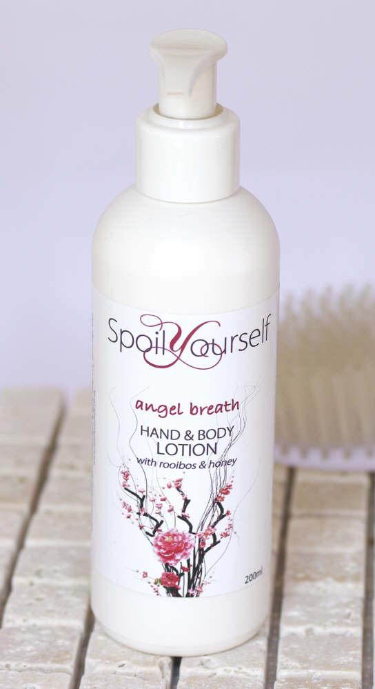 Hand & Body Lotion – Angel Breath