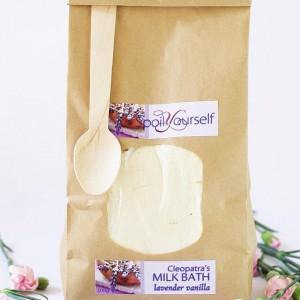 Milk Bath – Lavender Vanilla lrg