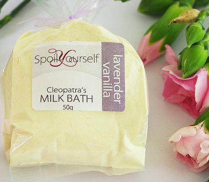 Milk Bath – Lavender Vanilla sml