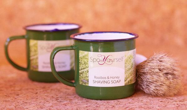 Shaving Soap Small