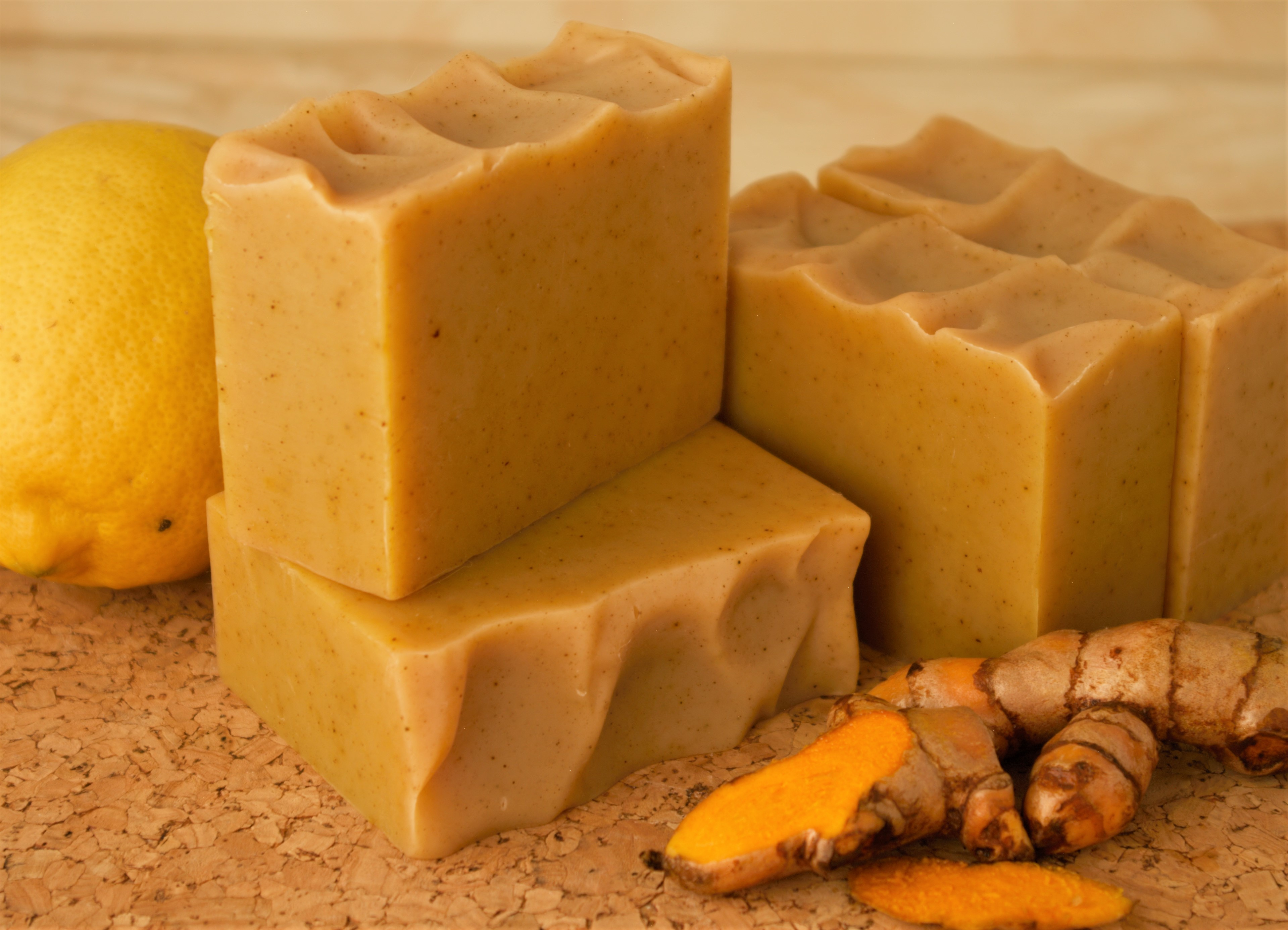 Turmeric Bright Soap
