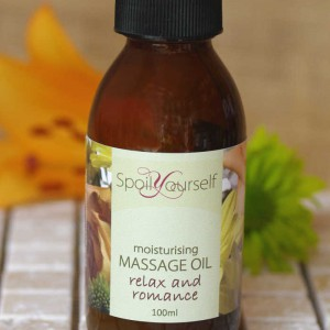 Massage Oil – Relax & Romance