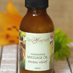 Massage Oil – Stress Relief
