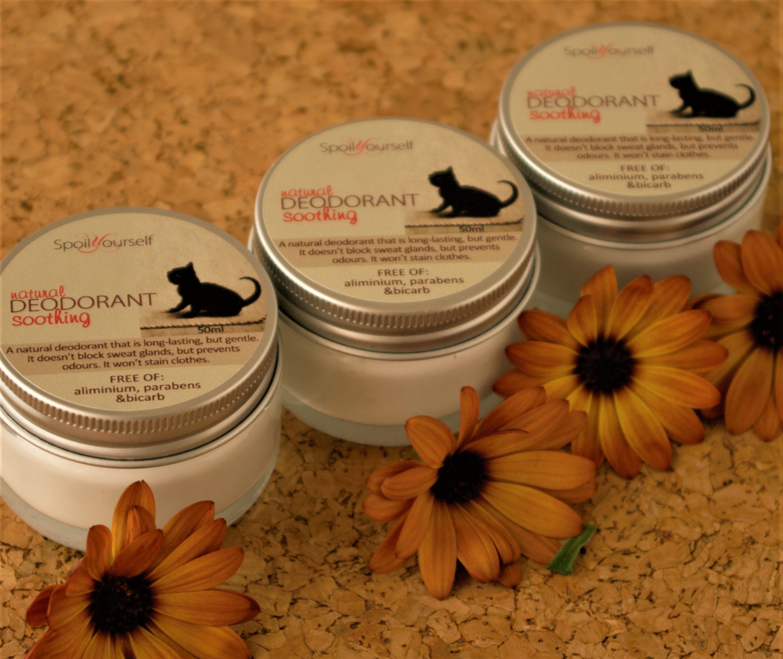 Natural deodorant – Fresh