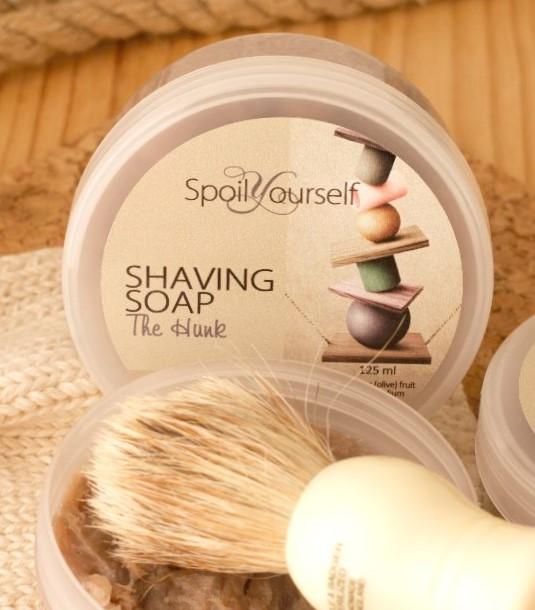 Shaving Soap Medium