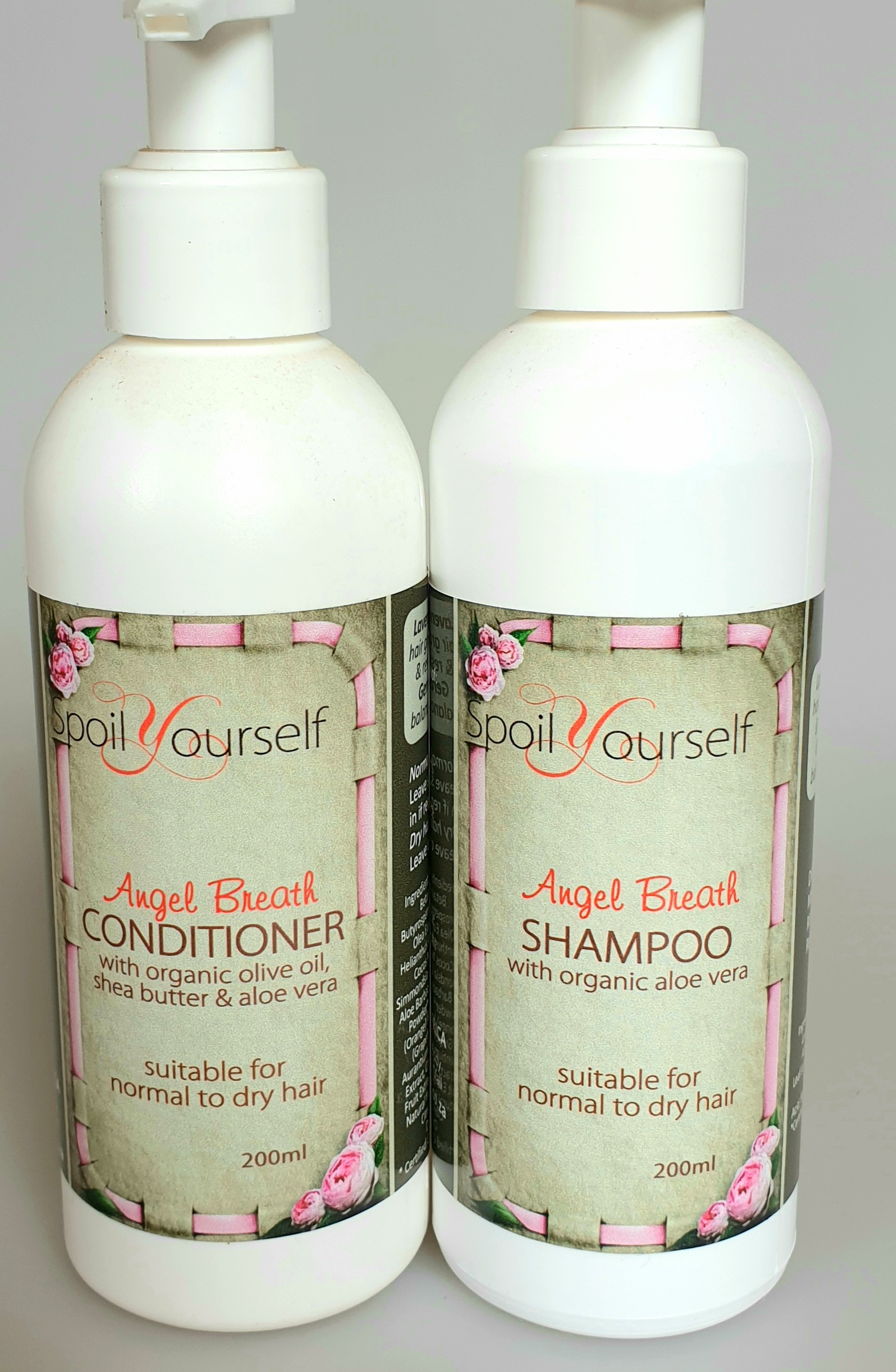 Organic Shampoo – Angel Breath
